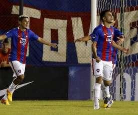 Cerro Porteño doblegó a Nacional. EFE/Archivo