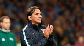 El seleccionador croata ya piensa en el encuentro ante Argentina. EFE