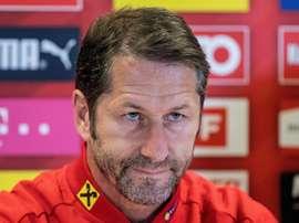 El técnico cree que las posibilidades de una victoria contra Uruguay no son malas. EFE