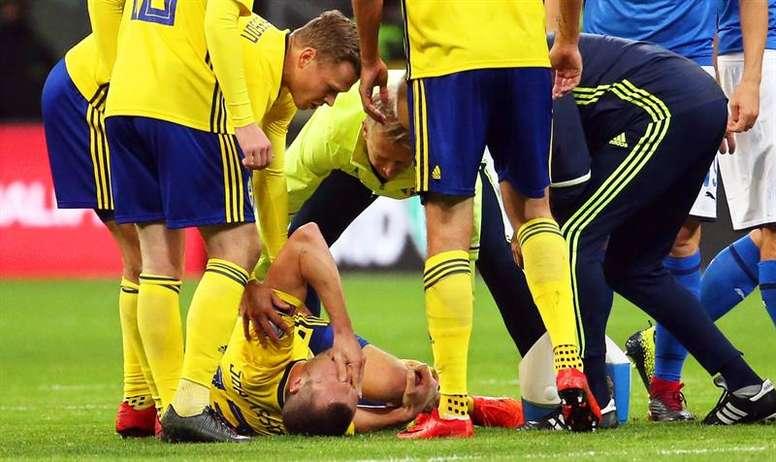 Johansson no podrá estar con casi total seguridad en Rusia. EFE