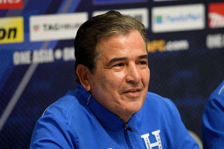 Pinto dejó su puesto tras haber quedado eliminado del Clausura. EFE