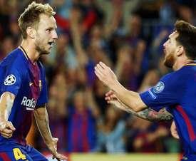 O Barça tenta blindar o seu elenco. EFE/Archivo
