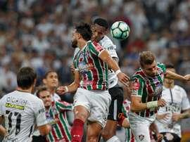 Jô se marcha de Corinthians. EFE