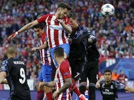 Saúl falou do seu passado no Real Madrid. EFE