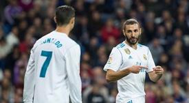 Benzema y la encrucijada sin Cristiano. EFE