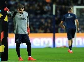 Iker Casillas pourrait partir en MLS. EFE