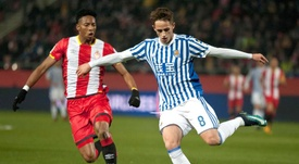Everton could be looking to sign Januzaj. EFE
