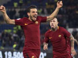 Florenzi is keen for Roma to show their worth on Tuesday. EFE/EPA