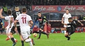 Los 45 millones del Everton no son suficientes para convencer al Nápoles. EFE