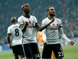 Besiktas have reached the last 16 of the Champions League for the first time in 31 years. EFE