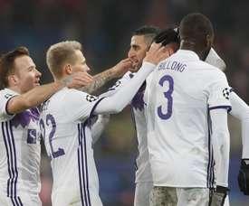 Maribor marcou ao cair do pano. EFE