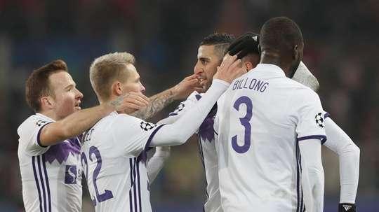 El Maribor perdió por 2-1. EFE