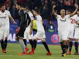 L'équipe espagnole pourrait accueillir un nouveau renfort. EFE