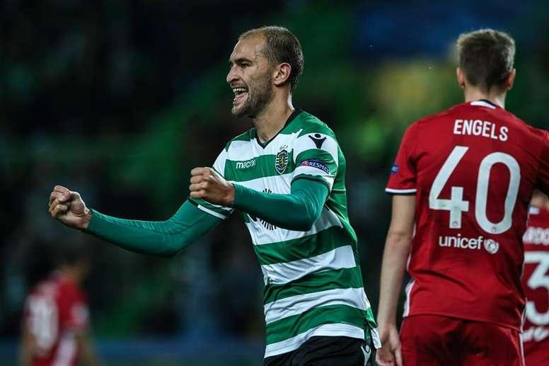 Resultado de imagen de Sporting de Lisboa 1-0 Boavista 22 de abril 2018