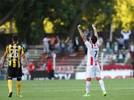 Peñarol desperdició la oportunidad de ser campeón. EFE