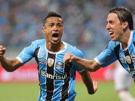 Grêmio não foi além de um empate frente ao Goianense. EFE