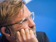 Klopp dijo que la culpa del empate ante el Sevilla. EFE
