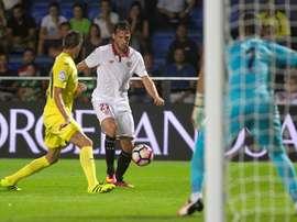 L'Inter serait intéressé par Franco Vazquez. EFE