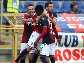 El club italiano refuerza su delantera. EFE