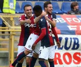 El Bologna ha vivido una jornada ajetreada. EFE/EPA