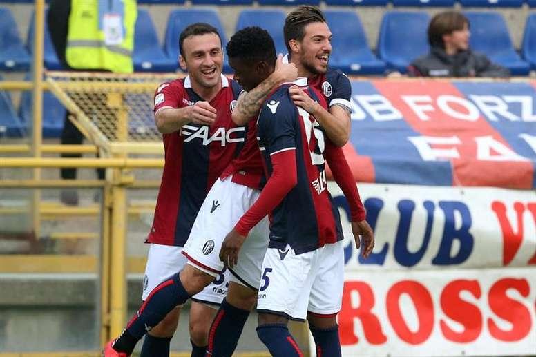 Así fue la jornada de Coppa. EFE/EPA