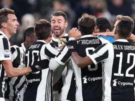 La Juve souhaite renforcer son équipe. EFE