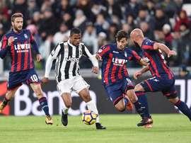 La Juventus se rend à Crotone. EFE