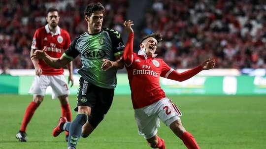 Así fue la jornada en el campeonato portugués. EFE