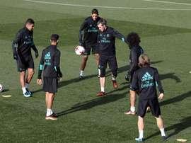 Fuenlabrada se déplace ce soir au stade Santiago Bernabéu. EFE
