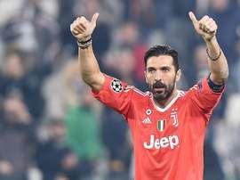 Gianluigi Buffon va faire son retour dans les cages de la Juventus. EFE