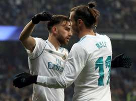O Real Madrid bateu o Numancia por 0-3. EFE/Kiko Huesca