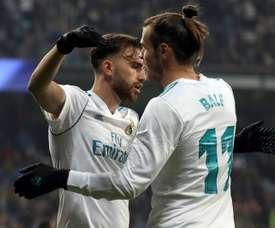 Bale a été décisif. GOAL
