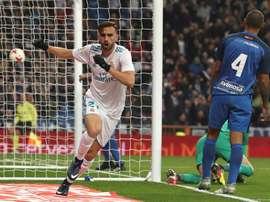 Le Real Madrid connaît déjà le nom de son prochain rival de Coupe. EFE