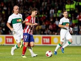 Valence souhaiterait recruter Vietto. EFE