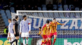 La crisis en el club catalán es total. EFE