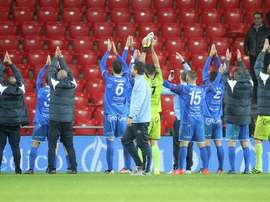 El Formentera hizo un fichaje de entidad de la Serie A. EFE