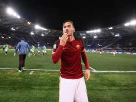 Totti given Laureus prize. EFE