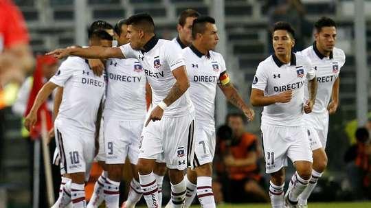 Colo Colo podría ser campeón de Chile este fin de semana. EFE/Archivo