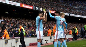 Gomez nodded home to earn Celta a point late on. EFE