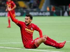L'attaquant italien pourrait retrouver le football de son pays. EFE