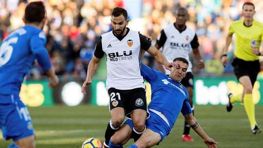 Montoya had been linked with Fulham. EFE