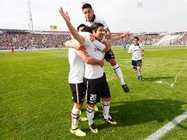 Colo Colo consiguió un nuevo título en Chile. EFE/Archivo