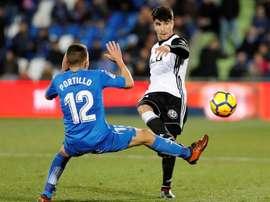 Carlos Soler a récemment prolongé avec Valence. EFE