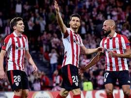 L'Athletic Bilbao doivent prendre au moins un point face au Zorya Luhansk. EFE