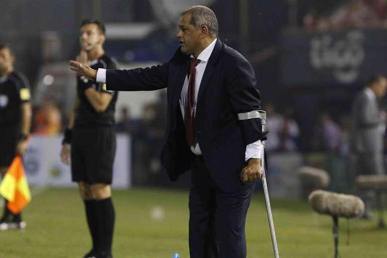 Arce negó contactos con Cerro Porteño. EFE/Archivo