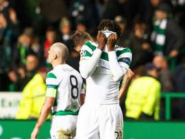 Boyata was involved in a dispute regarding a move away from Parkhead. EFE