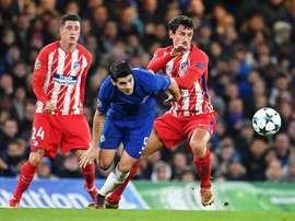 Morata piace al Chelsea. EFE