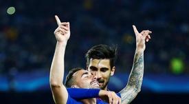 Paco Alcácer et André Gomes sont prêtés. EFE