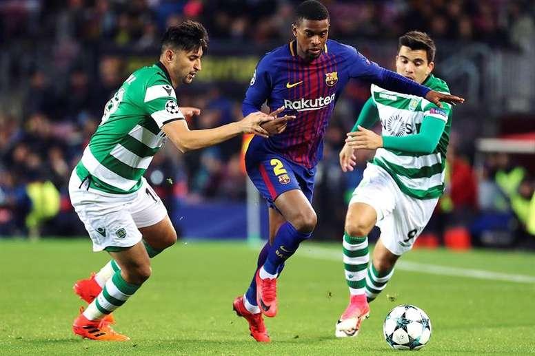 El Barça ha emitido un comunicado. EFE/Archivo