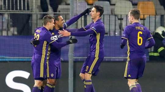 El Maribor se acaba de proclamar campeón de Liga. EFE